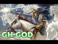 Keeper Of The Light Dota 2 Pro Gameplay By GH.GOD