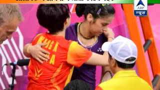 Saina Nehwal speaks to ABP News, thanks parents for achievement
