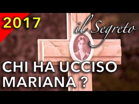 il segreto - chi ha ucciso mariana castaneda?