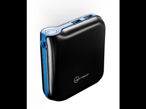 PRODUCT REVIEW: The New Trent Powerpak iCarrier 12,000 mah External Battery