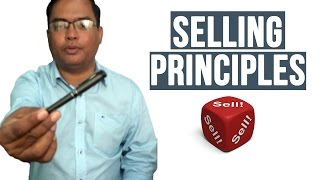 How to sell Yourself/Product | Selling Principles