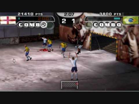 FIFA Street 2 PSP