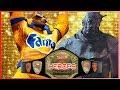 The Wraith vs Captain Fanta   Heroes Championship   WWE 2K17   N60Mania