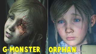 Video Orphan Sherry Transforming to G-Monster  FULL STORY - Resident Evil 2 Remake 2019 MP3, 3GP, MP4, WEBM, AVI, FLV Februari 2019