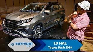 Video Toyota Rush 2018 Indonesia - 10 HAL yang Perlu Diketahui MP3, 3GP, MP4, WEBM, AVI, FLV Desember 2017