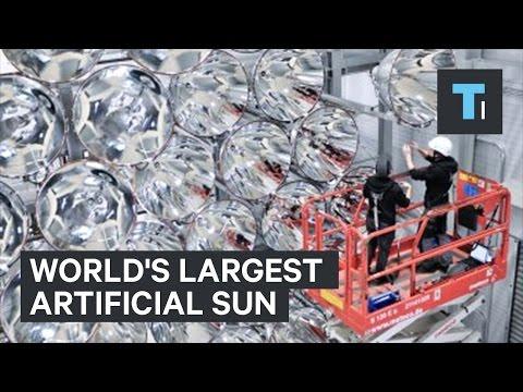 Germany Has Created an Artificial Sun