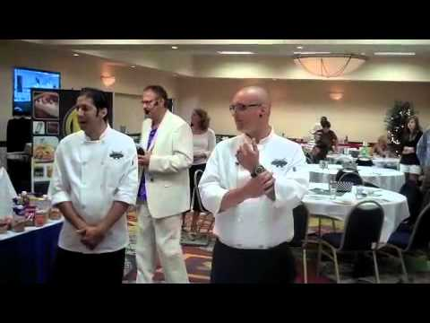 Happy Diabetic TV 12 Quad Cities Iron Chef