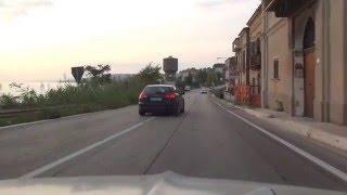 Fossacesia Italy  city photo : Fossacesia Marina Borgata Lago Dragoni SS16 Italy Italien 9.10.2015