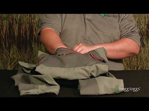 Frogg Toggs Hellbender Wader