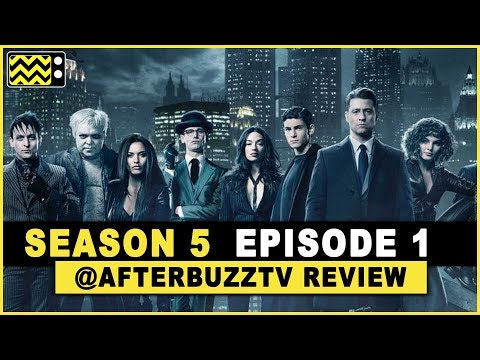 Gotham Season 5 Episode 1 Review & After Show