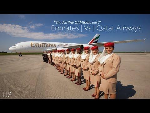 Emirates Vs Qatar Airways 2013