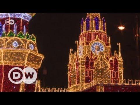 Winterreise nach Moskau | DW Deutsch