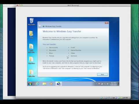 Migrating User Profile in Windows 8 1