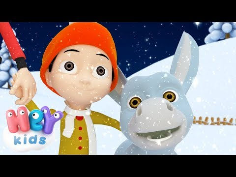 Silent Night 🎄The Best Christmas Carols for Kids