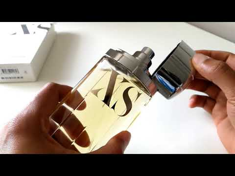 Paco Rabanne XS unboxing and quick review