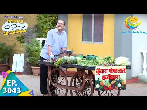 Taarak Mehta Ka Ooltah Chashmah - Ep 3043 - Full Episode - 24th November 2020