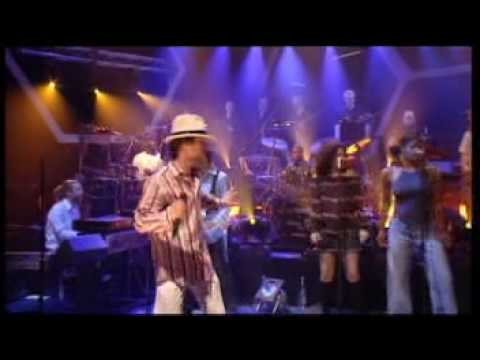 Jamiroquai - You Give Me Something (Live UK 2001)