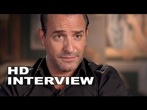 "The Monuments Men: Jean Dujardin ""Jean Claude Clermont"" On Set Interview"