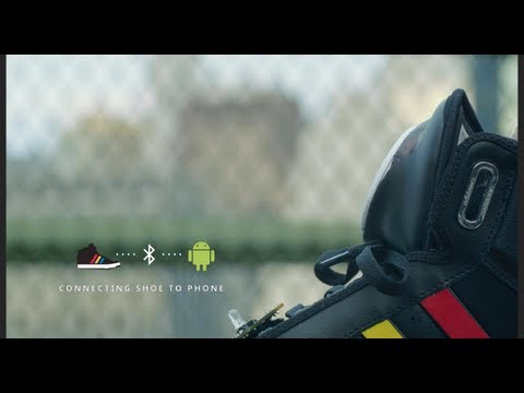 Google's Shoes Talk to Runners