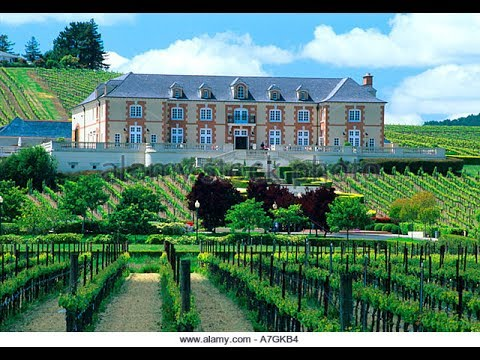 Domaine Carneros Winery_One of the best wineries in Napa Valey