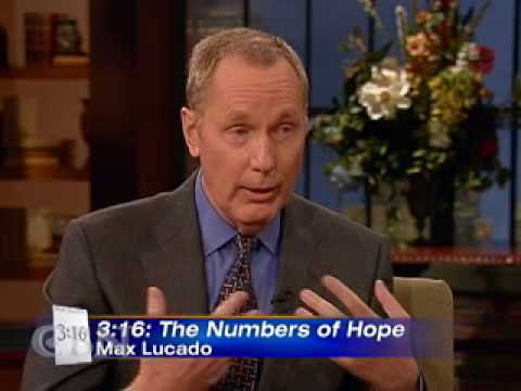 The 700 Club – America's Pastor Max Lucado Tackles John 3:16