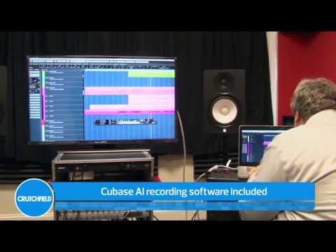 Steinberg UR824 USB Recording Interface | Crutchfield video