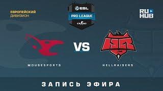 mousesports vs HellRaisers - ESL Pro League S7 EU - de_cobblestone [yXo, Enkanis]