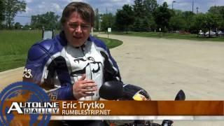 4. Triumph Street Triple R - Instant Impression