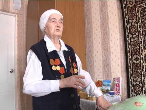 90-летней женщине-ветерану нужна помощь