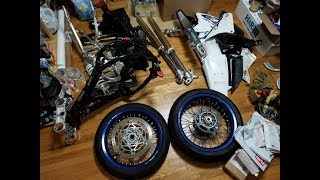 7. Parts Clean-Up - 2013 Suzuki DRZ400SM