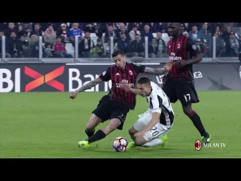 Highlights Juventus FC-AC Milan 10th March 2017 Serie A