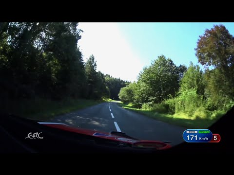 FIA ERC - 46 BARUM RALLY - OBC Kopecky SS10