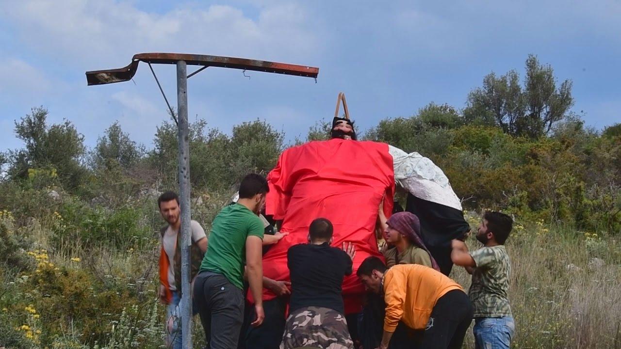 """Δεκάδες οπλοφόροι """"εκτελεσαν"""" τον Ιούδα στην Ασίνη Αργολιδος"""