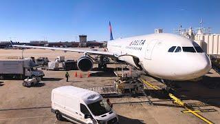 Delta Air Lines A330-300 Atlanta to Minneapolis St. Paul