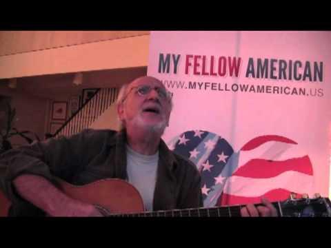 Blowing in the Wind - Peter Yarrow of 'Peter, Paul & Mary'