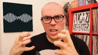 Arctic Monkeys - AM ALBUM REVIEW