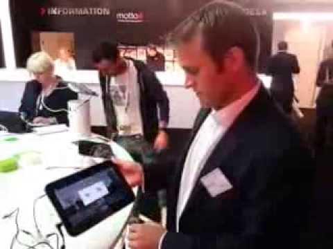 IFA 2013: Toshiba tablets
