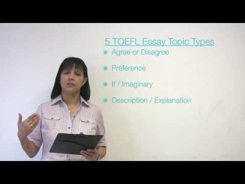 toefl essay length