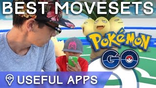 HOW TO FIND THE BEST MOVES FOR EVERY POKÉMON IN POKÉMON GO by Trainer Tips