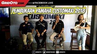 Download Video Pembukaan Yamaha Customaxi 2018 MP3 3GP MP4