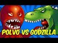 Download Lagu POLVO GIGANTE CONTRA GODZILLA | Octogeddon #3 Mp3 Free