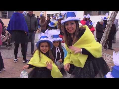 Cortejo Fúnebre Matinal de la Sardina Carnaval Isla Cristina 2018