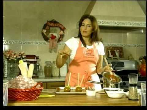 Manzanas de Chocolate y Caramelo,Lissy Benavides parte 1