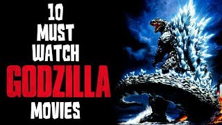 Video 10 Must Watch Godzilla Movies MP3, 3GP, MP4, WEBM, AVI, FLV Juni 2019