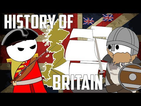 History of Britain in 20 Minutes