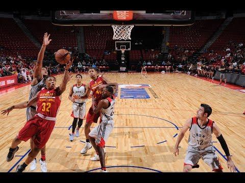 Full Highlights: Cleveland Cavaliers vs Toronto Raptors, MGM Resorts NBA Summer League