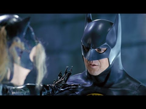 The Death of Catwoman | Batman Returns (4k Remastered)