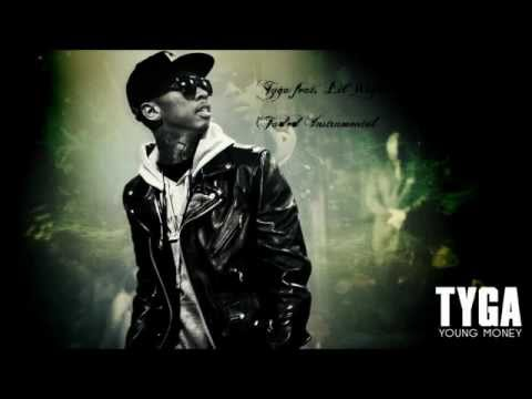 Tyga ft. Lil Wayne - Faded Instrumental + Download Link