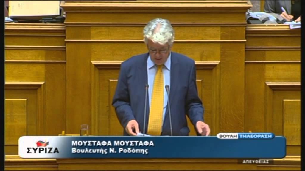 Προγραμματικές Δηλώσεις: Ομιλία M. Μουσταφά (ΣΥΡΙΖΑ) (07/10/2015)
