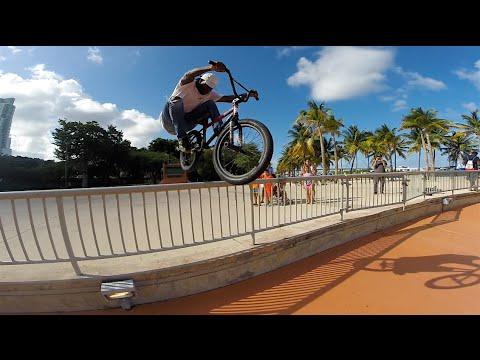 DailyCruise 18: BMX In Downtown Miami_Legjobb vide�k: Extr�m